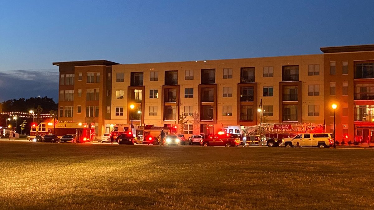 Authorities tell 16 News Now there was a small stove fire, but fire crews were able to put it...