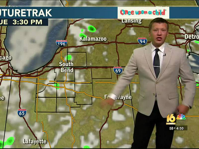 First Alert Forecast: Amazing Week of Weather Continues