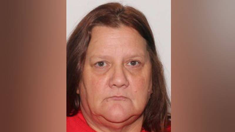60-year-old Kelly Caviness has been missing since Sunday around 3:30 p.m. and is believed to be...