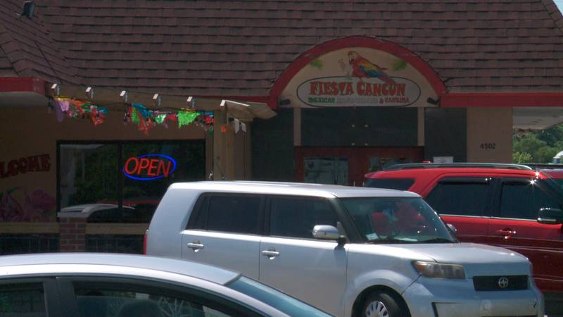 Seven separate diners reported getting sick after eating at Fiesta Cancun restaurant in South...