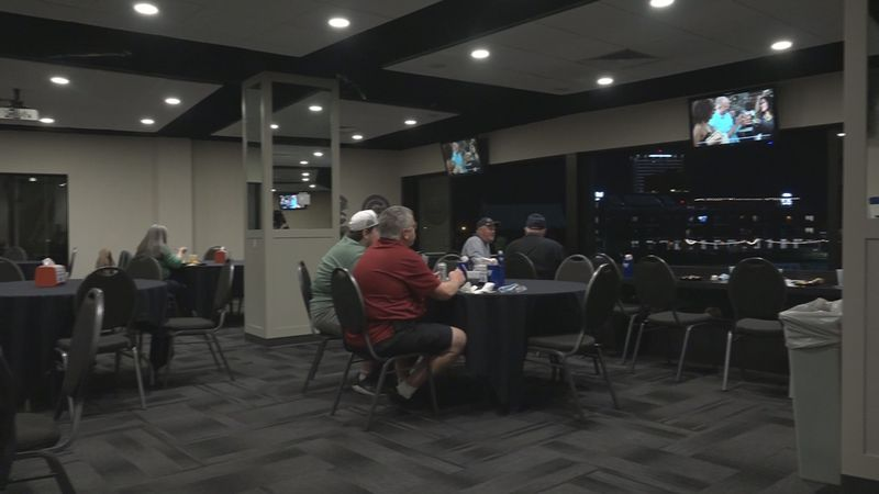 South Bend Cubs hosted watch party for game