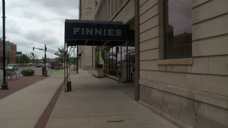 Last February, Finnies stepped up to host a 100-days until graduation event that Notre Dame...