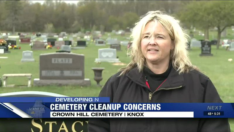 Crown Hill Cemetery rules lead to heartbreak for loved ones