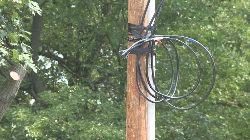The Mishawaka Building Department says they're waiting on a contractor with the property to...