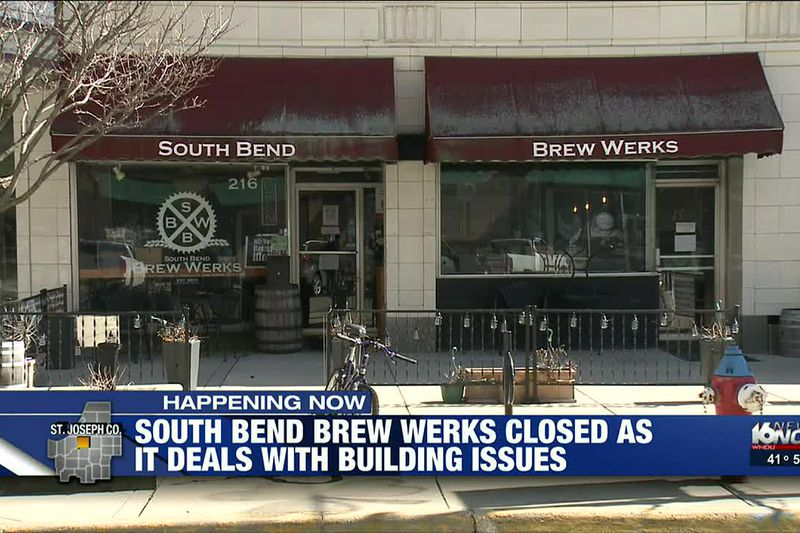South Bend Brew Werks closed
