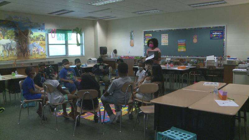 The Summer Academy begins Tuesday for elementary students who are enrolled in a South Bend...