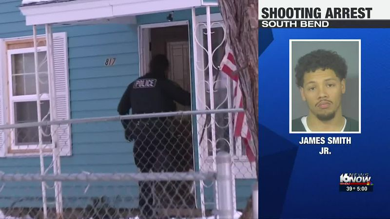 Arrest made in connection to weekend shooting
