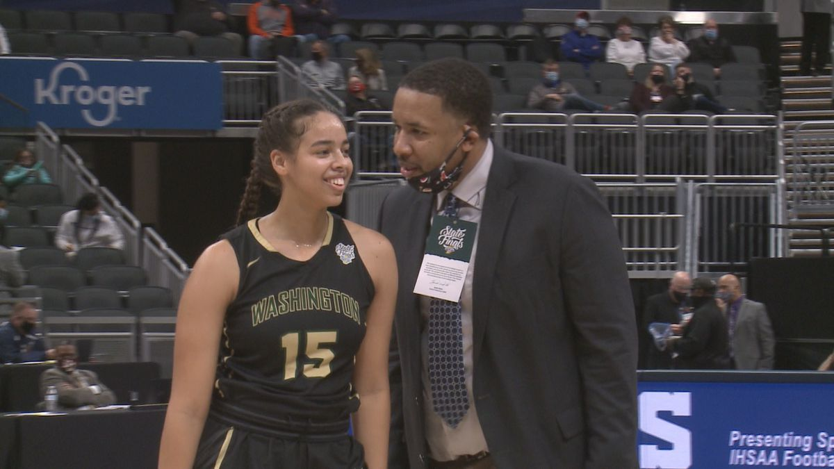 She is one of just 12 juniors in the state to be named an All-Star.