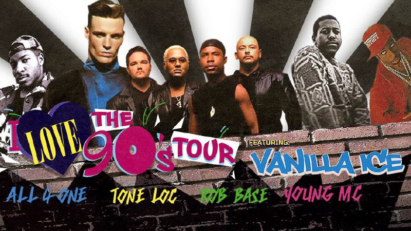 I Love The 90s Tour