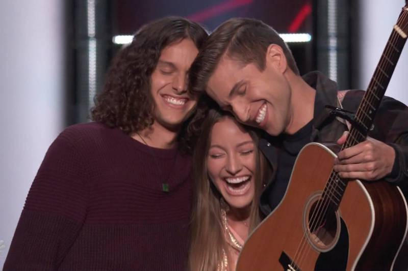 Three South Bend siblings are stealing the spotlight on one of the country's biggest stages.