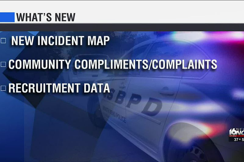South Bend launches updated police department transparency hub