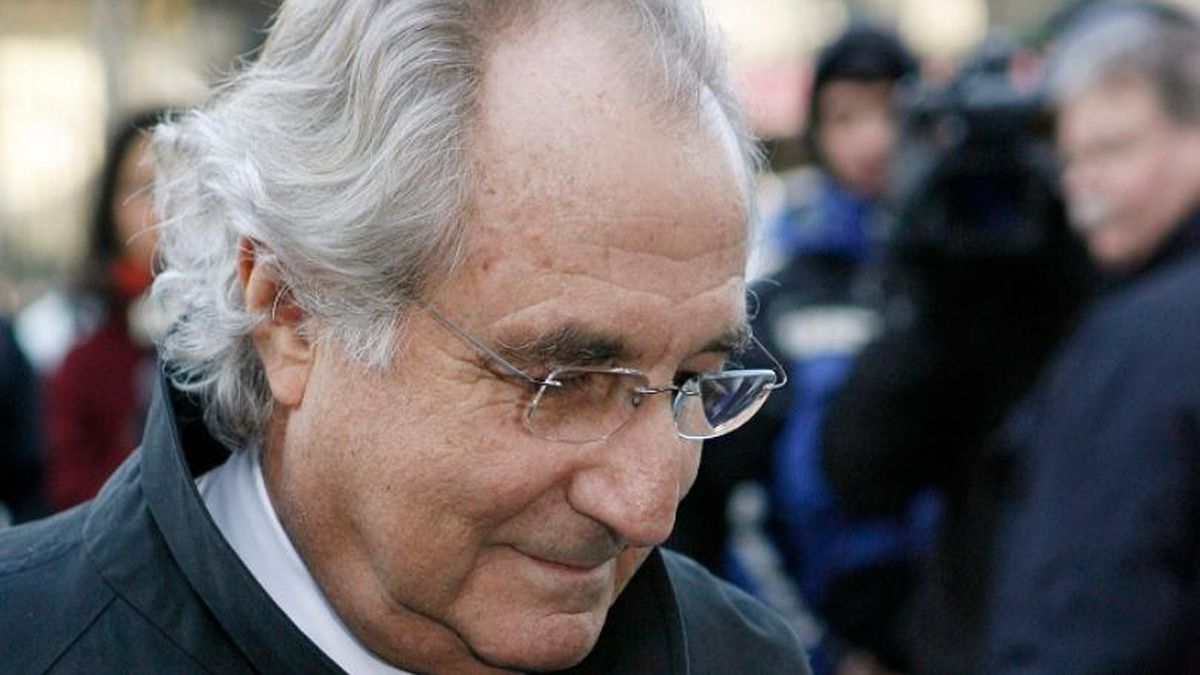 In this Jan. 14, 2009 file photo, Bernard Madoff arrives at Federal Court in New York. Madoff,...