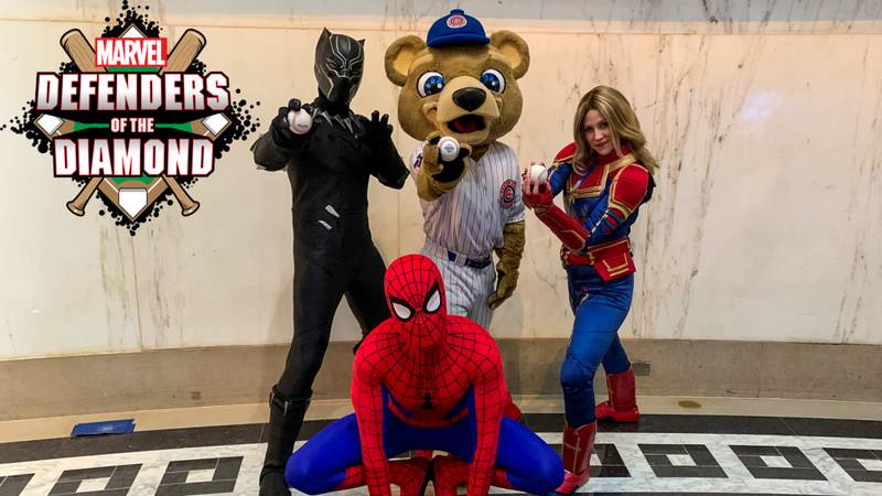 """The South Bend Cubs are teaming up with Marvel for the """"Defenders of the Diamond"""" series over..."""