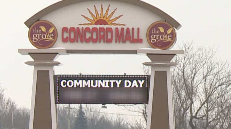 Concord Mall is now in receivership after its owners defaulted on the mortgage loan.