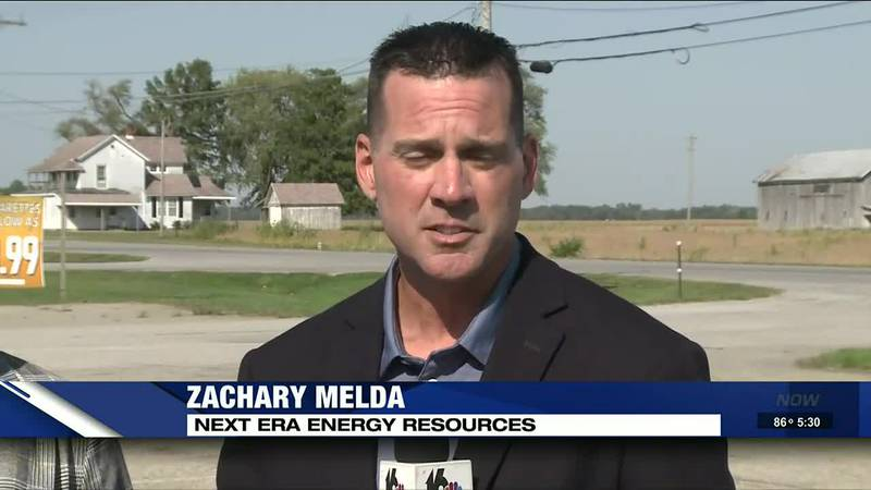Solar panels could make their way onto Pulaski County land if the board of zoning appeals...