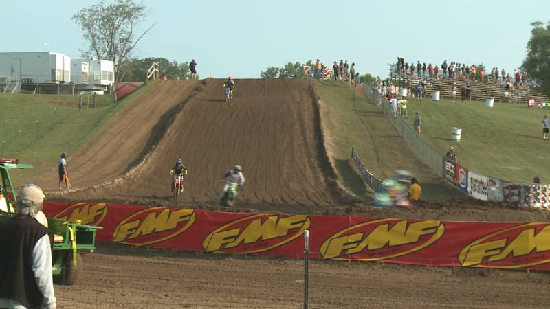This year fans are back at Redbud for the five-day event that showcases some of the top...