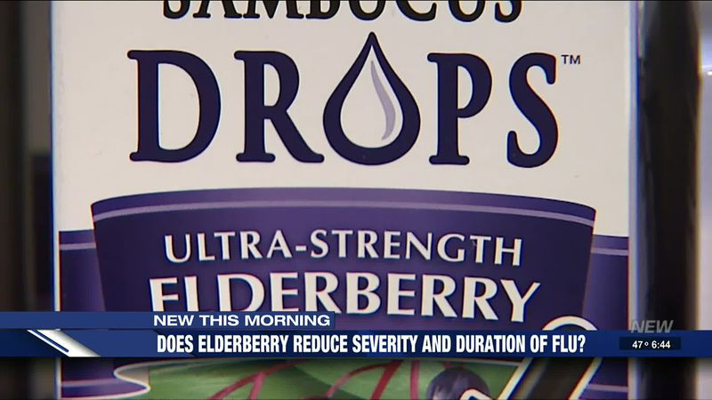 Elderberry is becoming a popular natural remedy during cold and flu season – but does it work?