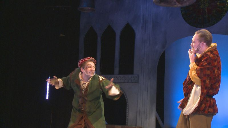 The Hunchback of Notre Dame comes to the theatre on Thursday.