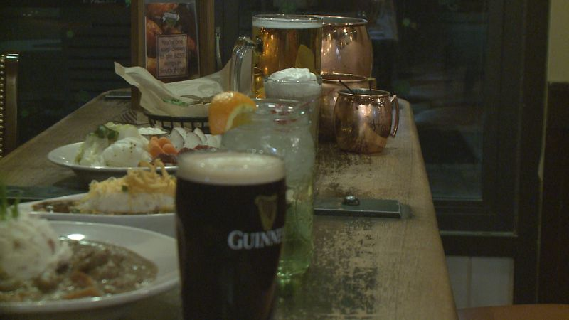 St. Patrick's Day is Wednesday, and O'Rourke's Public House in South Bend is gearing up for the...