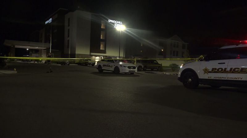Police are investigating a shooting that happened along State Road 933 in Clay Township in the...