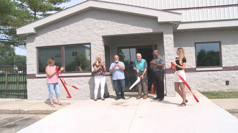 Faith Mission of Michiana is opening the doors to it's new overnight emergency shelter in...