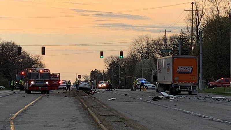 Deadly crash at SR 2 & Quince Road