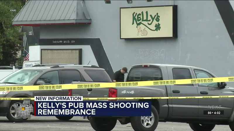 Victims of Kelly's Pub mass shooting honored 2 years later