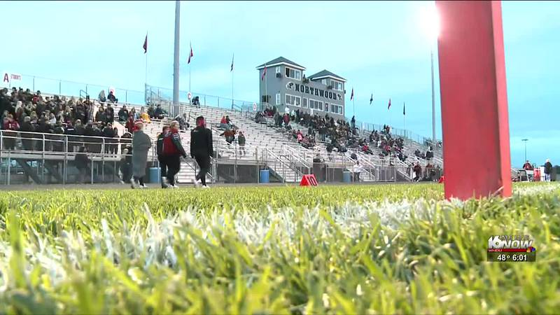 A blackout in the bleachers at Friday's NorthWood High School football game went too far for...