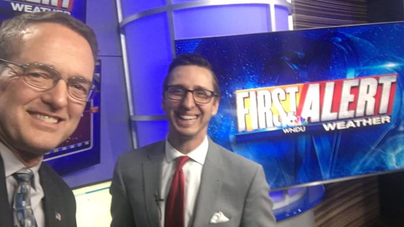 Chief Meteorologist Mike Hoffman is introducing the newest member of our First Alert Weather...
