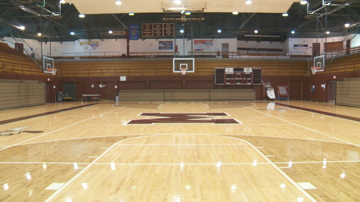 The Cave has been around since 1924, which makes it the oldest active gym in the state.