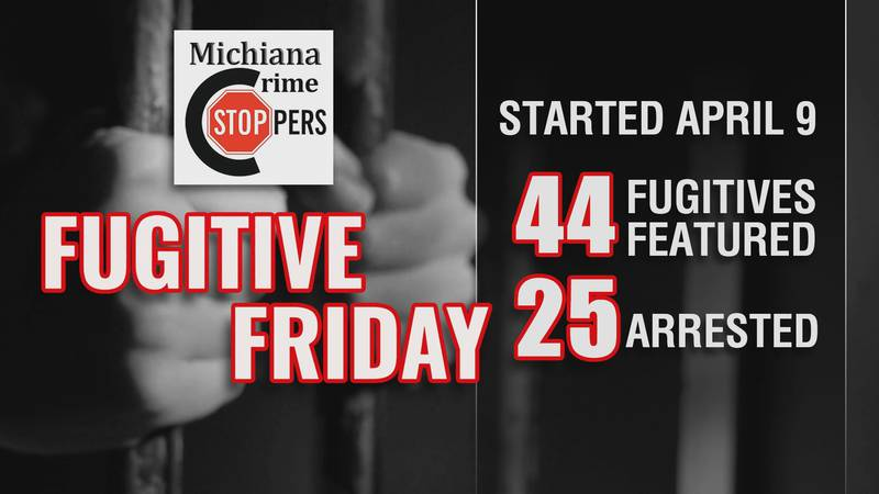 In an effort to track down fugitives across the Michiana area, Michiana Crime Stoppers has...