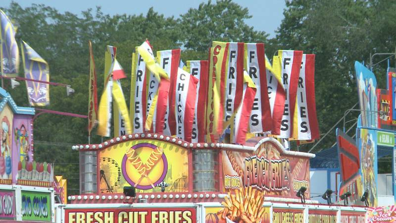 Day two of the St. Joseph County 4-H fair kicks off with more fun events and activities for the...