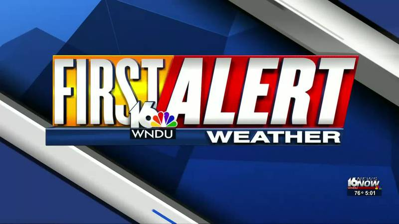 Meteorologist Kimberly Newman WNDU 8-27-2020 First Alert Weather