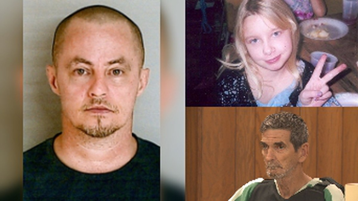 McCann (left) had his perjury conviction thrown out Thursday. The body of Jodi Parrack (top...