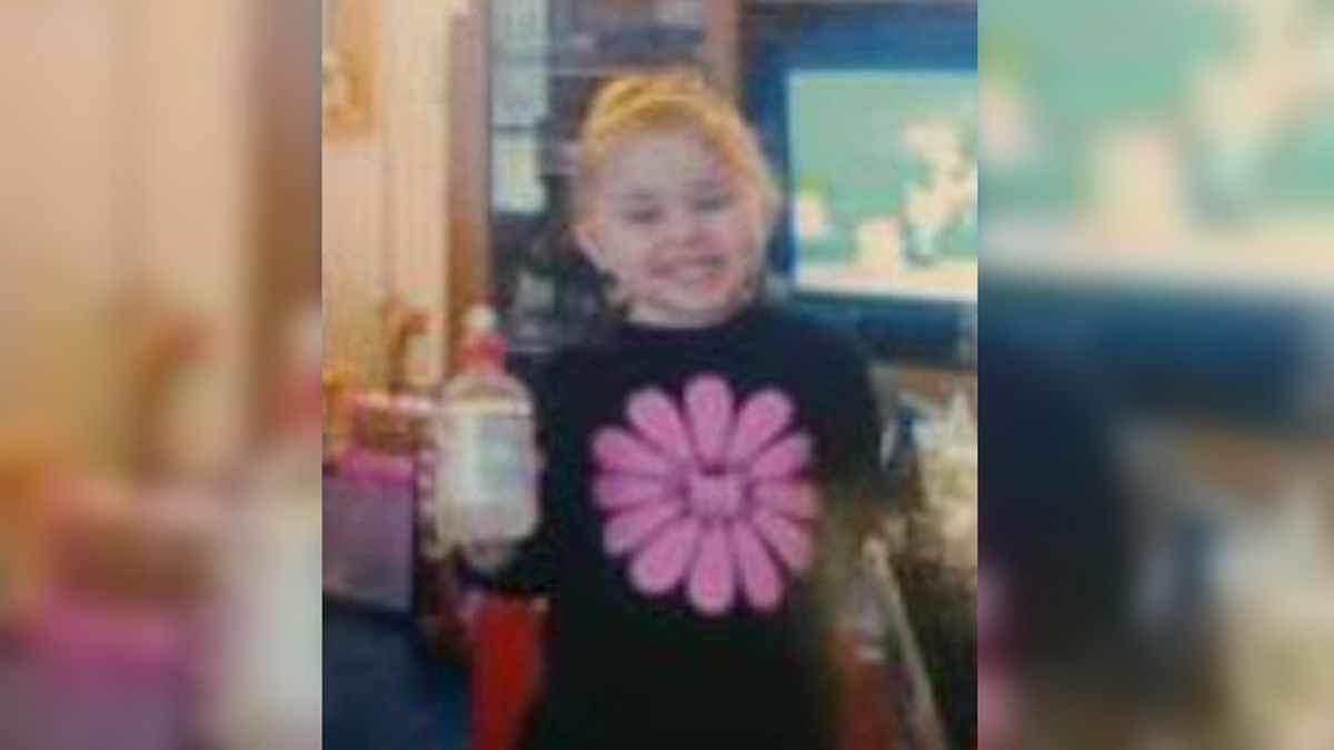 Amber Alert issued for missing girl, 3, in Kan