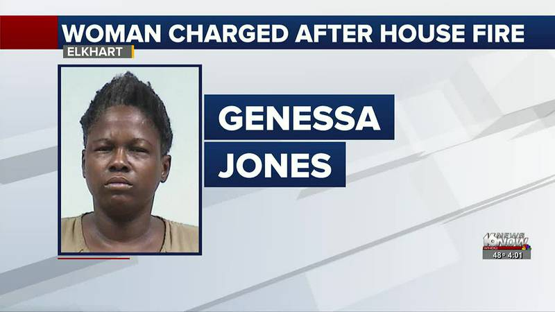 48-year-old Genessa Jones of Elkhart appeared for an initial hearing last Thursday, where she...