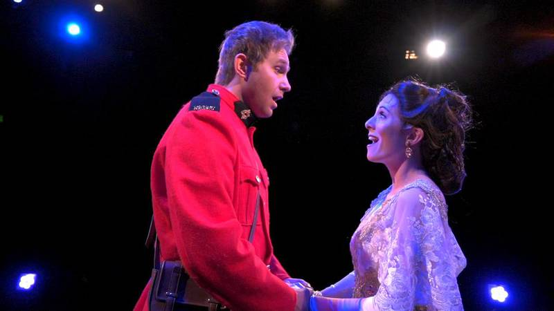 The musical is based on the book series by Janette Oke.