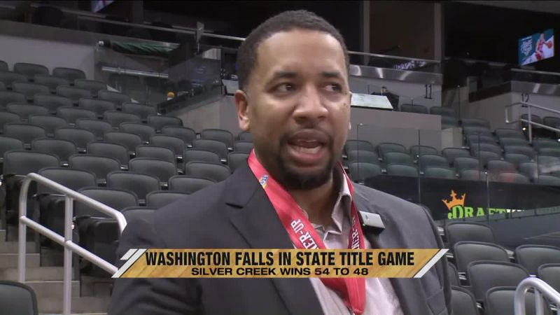 Washington is keeping their heads high after the state championship loss.