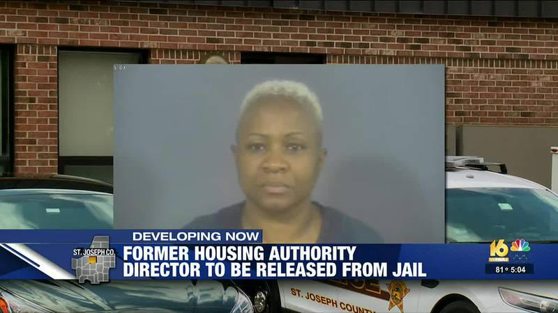 Tonya Robinson has been in custody since her arrest on Tuesday.