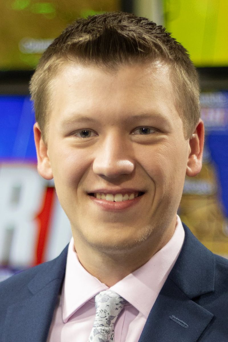 Headshot of Meteorologist Matt Yarosewick, Weekend Meteorologist