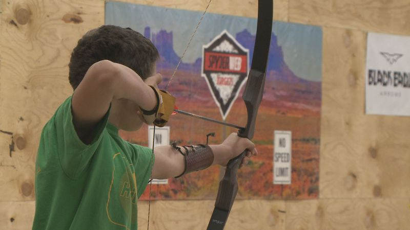 The range offers a variety of classes for all ages and skill levels.