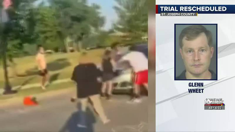 48-year-old Glenn Wheet is charged with felony criminal recklessness after police say he drove...
