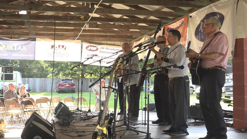 Osceola Bluegrass Festival happening this weekend