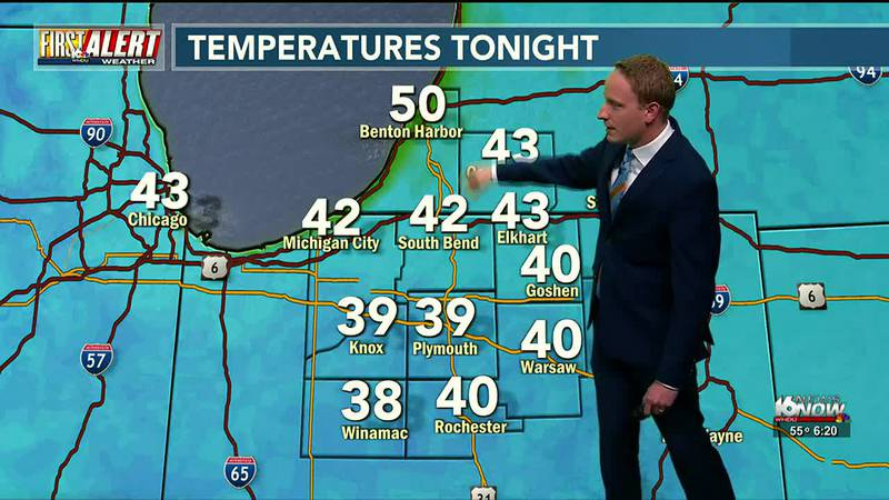 Saturday was a shock to the system for many across Michiana with highs only in the 50s and a...