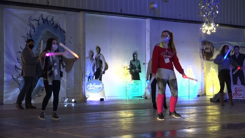 """Friday was prom night for teens and adults all over Michiana at this year's """"Night to Shine""""..."""