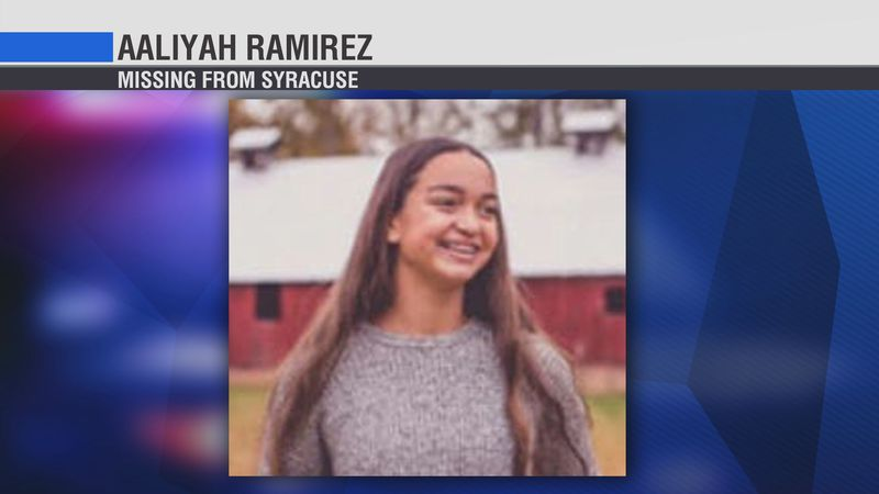 The search continues for a missing 14-year-old girl out of Syracuse.