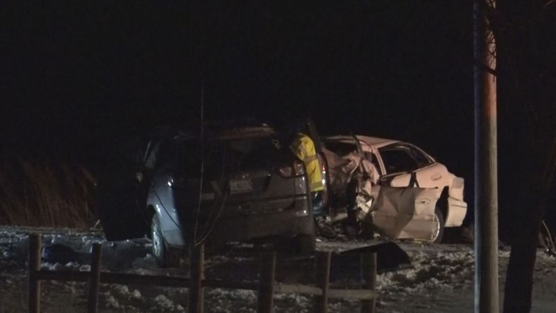 Questions surround events that lead up to a deadly St. Joseph County crash on Feb. 5 after...