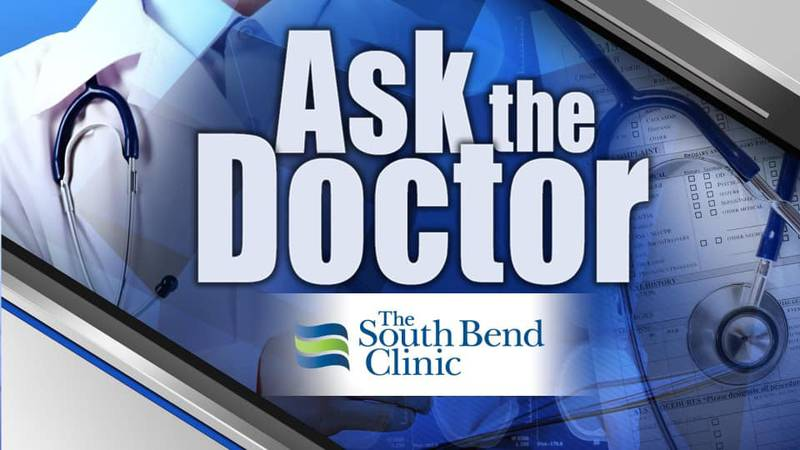 Dr. Bob Cassady from the South Bend Clinic joins us every week to answer your medical questions.