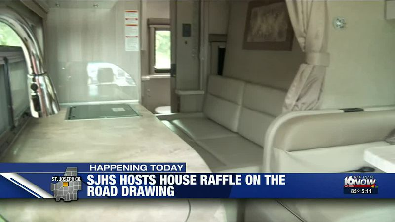 SJHS announces winners of House Raffle 'On the Road'