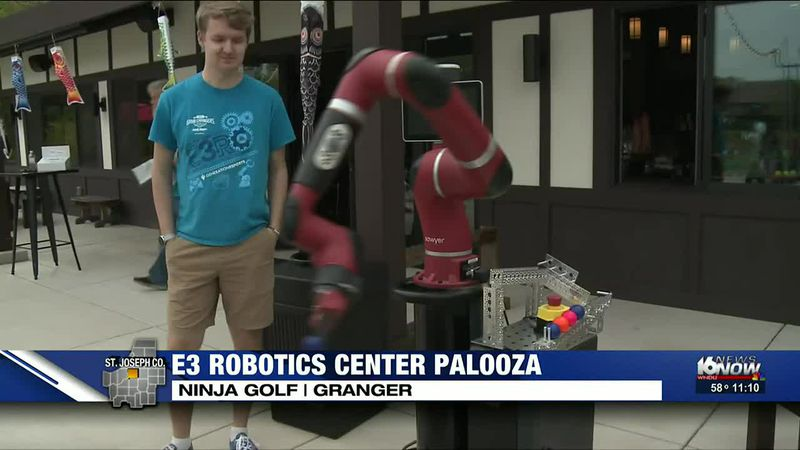 Local robotics center hosts golf event this weekend